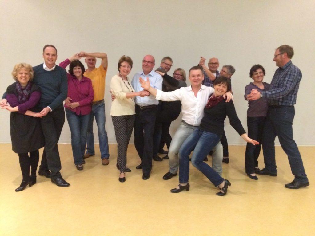 Gruppenbild Tanzkreis Cha Cha Cha