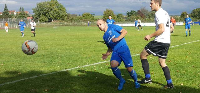 VfL Iggingen I – SV Göggingen 5 : 2 ( 3 : 1 )