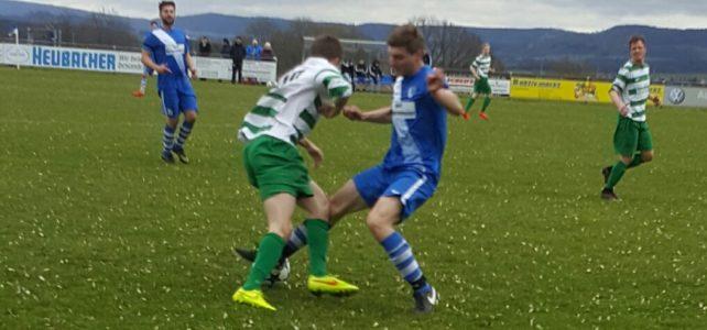 VfL Iggingen I – TSV Böbingen I    2 : 1 ( 1 : 0 )