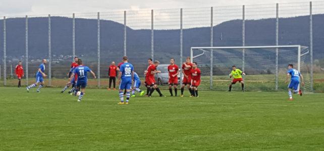 VfL Iggingen I – TV Herlikofen I    2 : 1 ( 1 : 0 )
