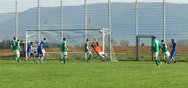 VfL Iggingen I – FC Schechingen I    2 : 0 ( 0 : 0 )