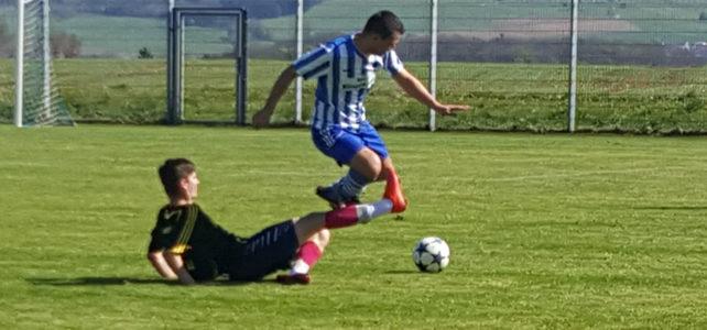 VfL Iggingen I – TV Heuchlingen I    0 : 1 ( 0 : 0 )