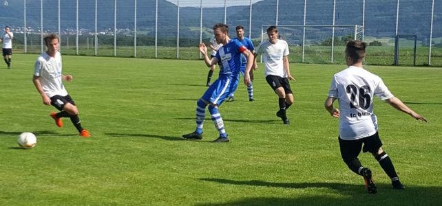 VfL Iggingen I – FC Bargau II    1 : 3 ( 1 : 1 )