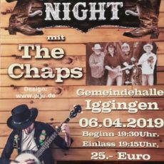 Country Night mit den Chaps